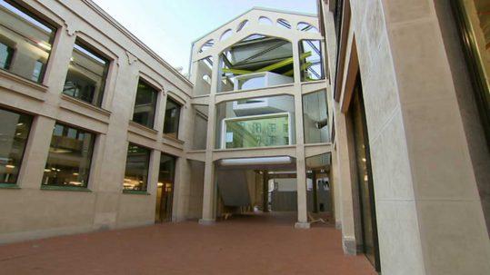 Edificios, una de las series de arquitectura más recomendades